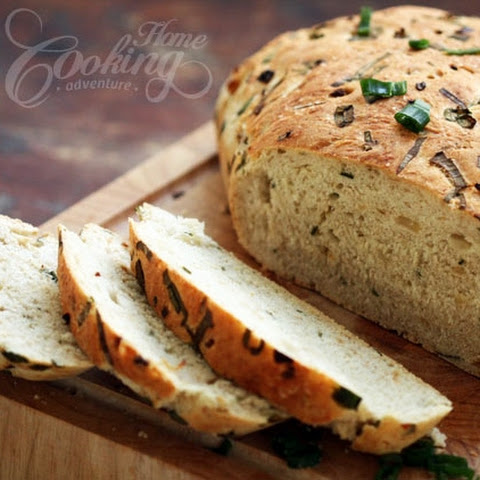 Caramelized Onion Bread