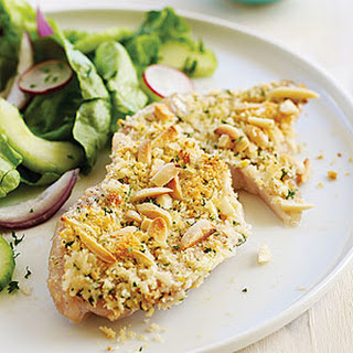 Lemon Sole With Herb Crust Recipes