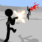 Game Stickman Gun Shooter 3D APK for Kindle