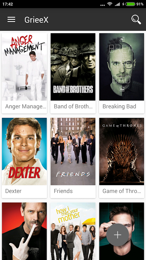 GrieeX - Movies & TV Shows Pro Screenshot 4