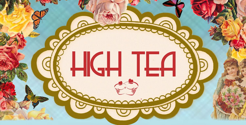 Luxe High Tea met Gempse twist