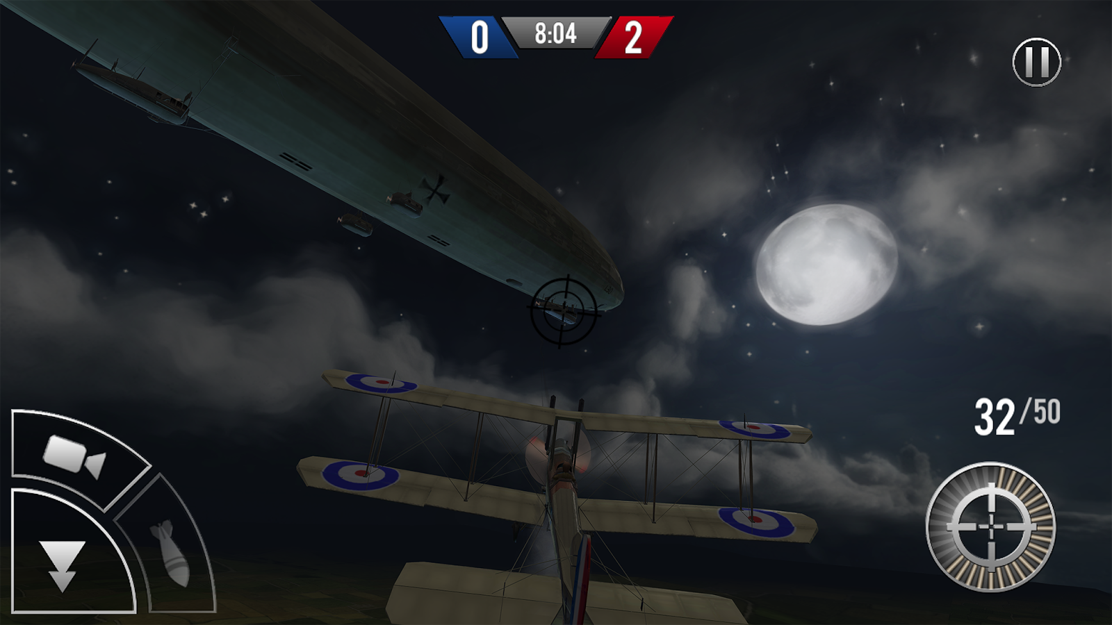 Ace Academy: Black Flight Screenshot 3