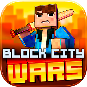 Block City Wars APK Cracked Download