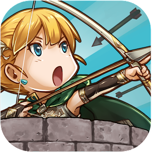 Crazy Defense Heroes: Tower Defense Strategy TD For PC (Windows And Mac)