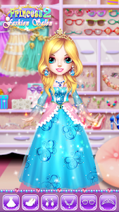 Princess Makeover Salon 2 APK