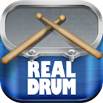 Real Drum - The Best Drum Pads Simulator Icon