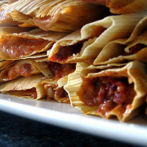 Beef, Poblano & Cheese Tamales