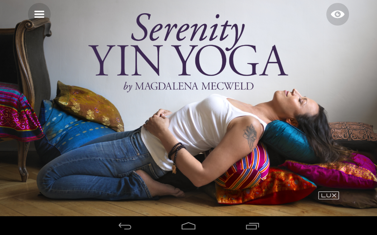 Yin yoga Screenshot 10