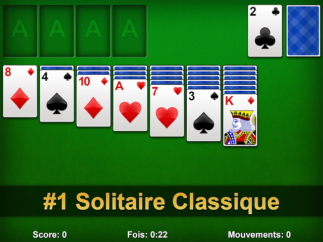 android Solitaire Screenshot 5