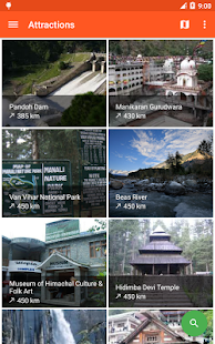 Manali Travel Guide - screenshot