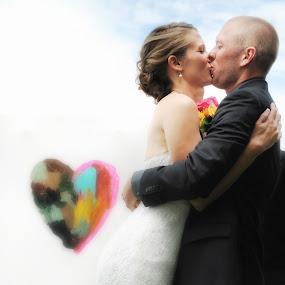 Finishing the Vows by Melanie Metz - Wedding Ceremony ( love, vows, wedding, bride, ceremony, groom )