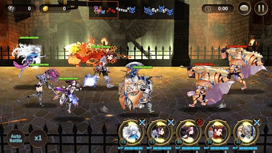 Game Chaos Chronicle APK for Kindle