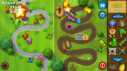 Bloons TD 5 screenshot 9