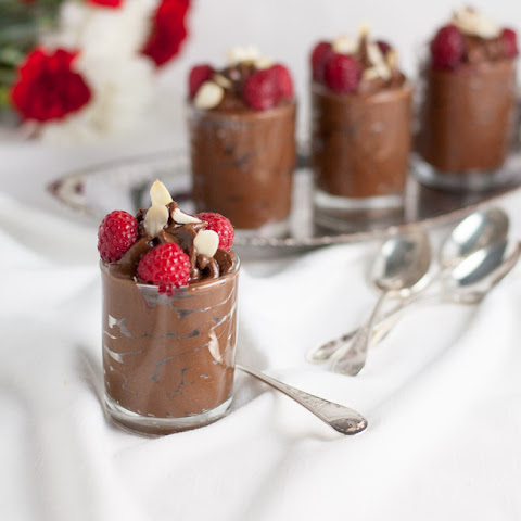 Dairy-Free Chocolate Mousse