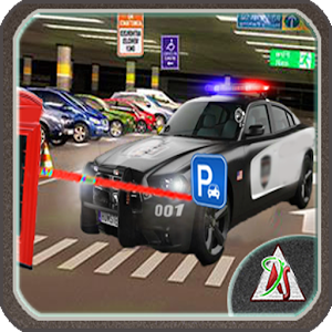 Police Car Parking Multistorey