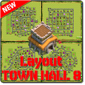 Layout Clash Of Clans TH 8 APK for Lenovo