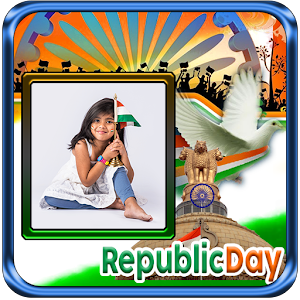 Download Jan 26 Republic Day Photoframe For PC Windows and Mac