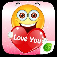 GO Keyboard Sticker Emoticon For PC (Windows And Mac)