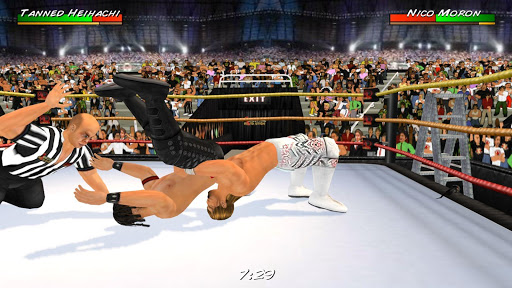 Wrestling Revolution 3D screenshot 10