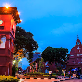 Red Church by Fransiskus Chai - Buildings & Architecture Places of Worship (  )