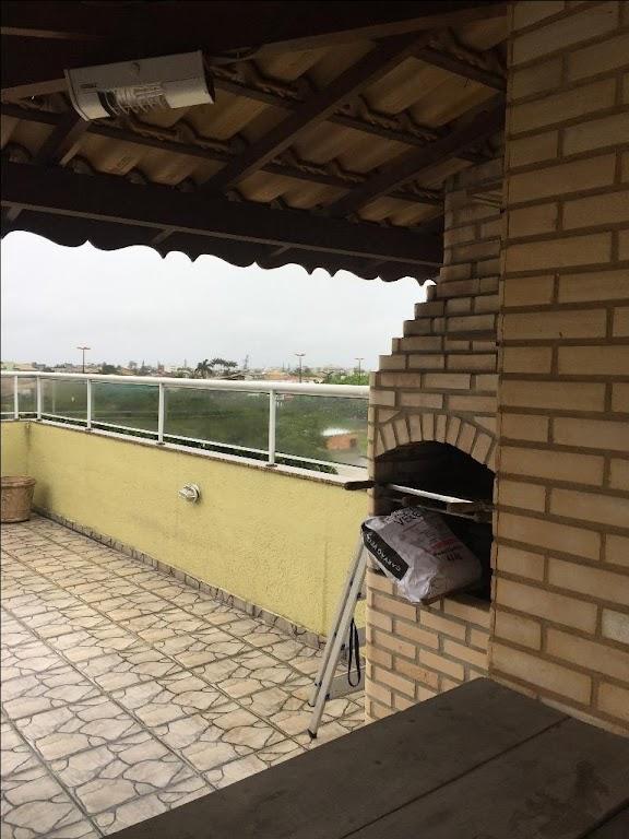 Cobertura em Jardim Mariléa  -  Rio das Ostras - RJ