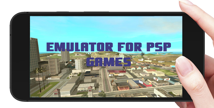 Emulator For PSP Games APK screenshot thumbnail 3