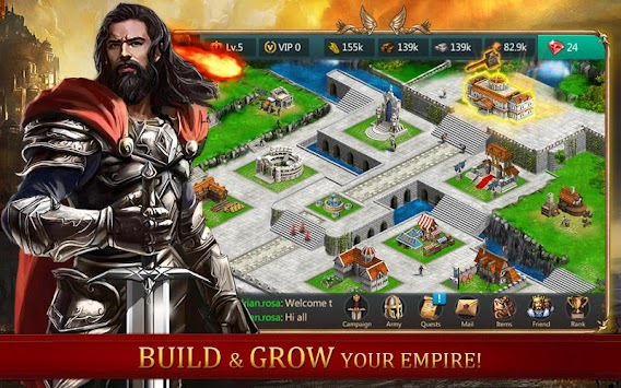 Age Of Kingdom : Empire Clash APK screenshot thumbnail 6