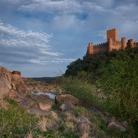 Castelo de Almourol by Jorge Orfão - Buildings & Architecture Statues & Monuments