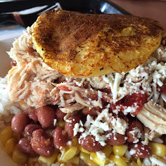 Photo from Arepas & Co Colombian Comfort Food