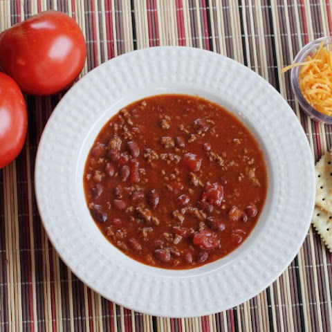 Slow Cooker Sausage Chili