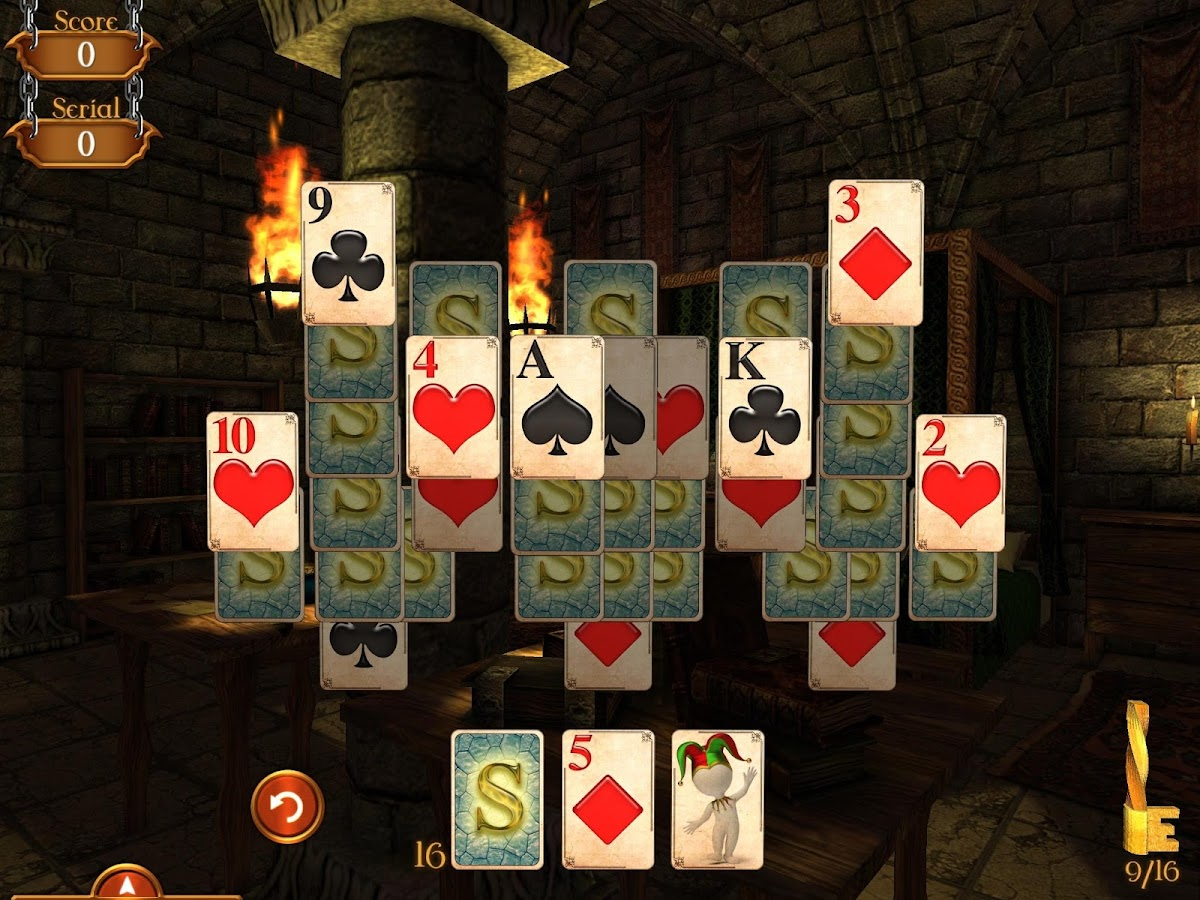 Solitaire Dungeon Escape Screenshot 9