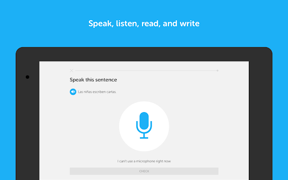 Duolingo: Learn Languages Free APK screenshot thumbnail 8