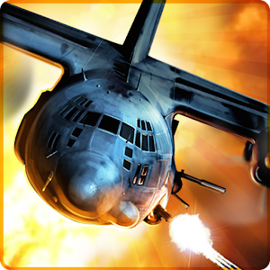 Cover art Zombie Gunship