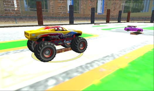 Destruction Derby: Monster Trucks APK baixar