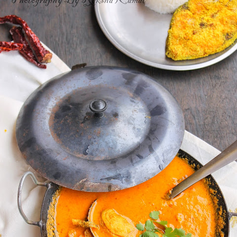 Kerala Fish Curry With Coconut Milk | SeerFish Curry | Surmai Fish Curry
