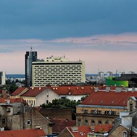 by Zlatko Gašpar - City,  Street & Park  Neighborhoods