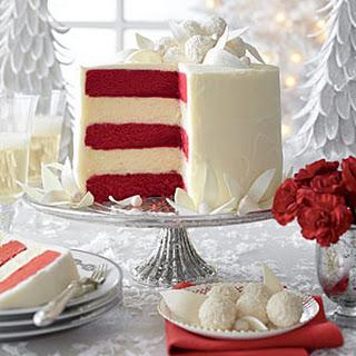 Red Velvet White Chocolate Cheesecake Recipes