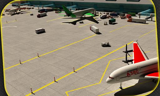 Transporter Plane 3D screenshot 1