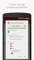 Screenshot of LastPass Password Manager