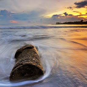 stone by Yermia Satriawan - Landscapes Sunsets & Sunrises