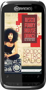 SONIDO RETRO RADIO - screenshot