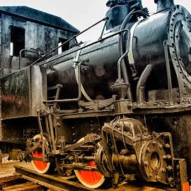 by Stanley P. - Transportation Railway Tracks