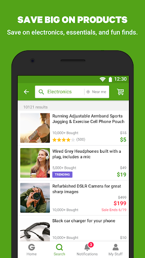 Groupon - Shop Deals, Discounts & Coupons screenshot 5