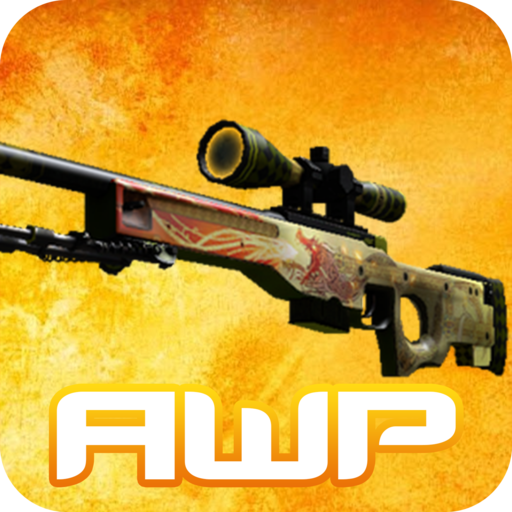 AWP Lotto - free CS:GO skins (app)