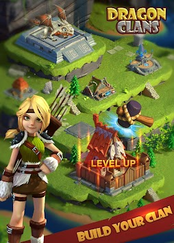 Dragon Clans APK screenshot thumbnail 12