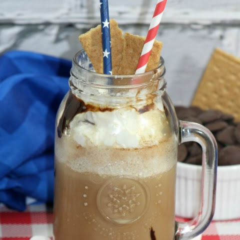 Copycat Smores Frappuccino from Starbucks