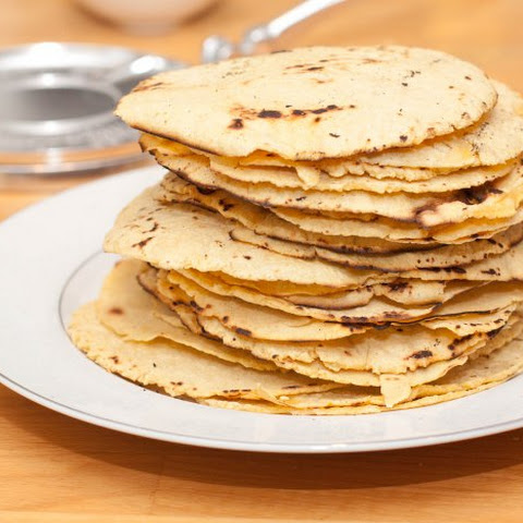 Corn Tortillas From Scratch