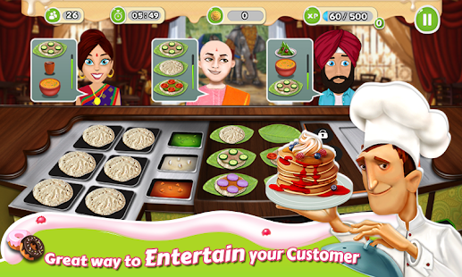 Breakfast Cooking Mania APK for Bluestacks