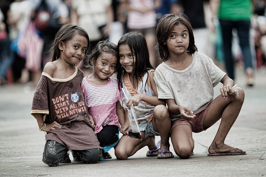 Batang Quiapo by Ohmz Pineda - Babies & Children Children Candids ( naughty kids, Emotion, portrait, human, people, , KidsOfSummer )