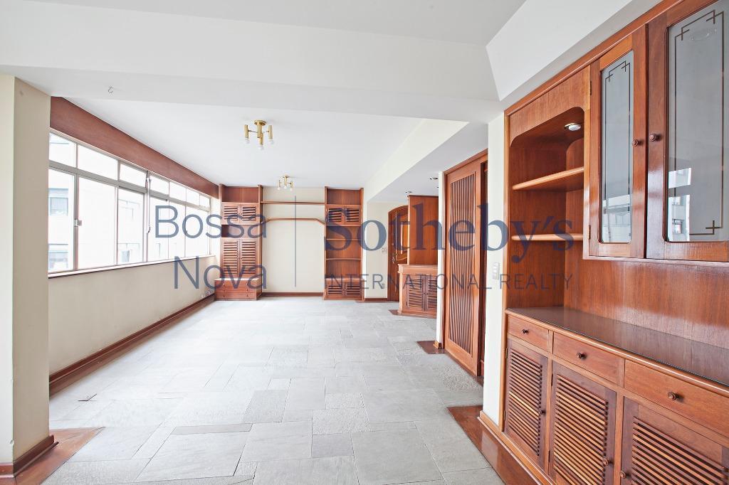 Apartamento próximo ao clube Pinheiros